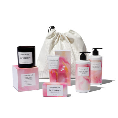 Pamper Me Candle Bath and Body Products
